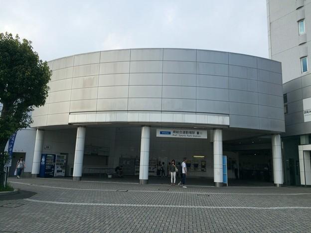 静岡鉄道 県総合運動場駅