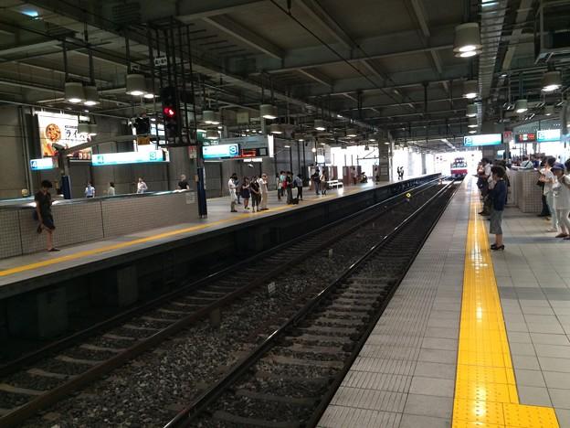 京急上大岡駅