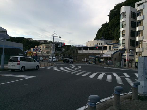 Photos: 浦賀駅前