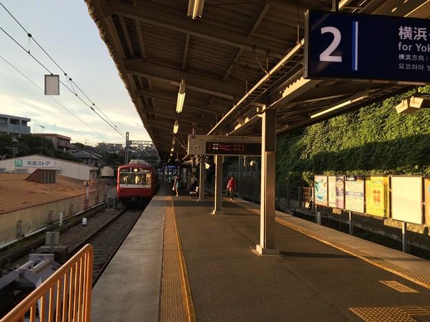 Photos: 浦賀駅構内
