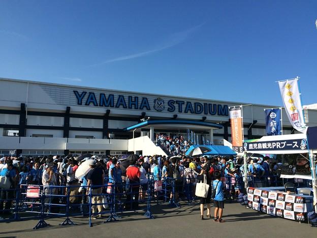 Photos: ヤマハスタジアム1