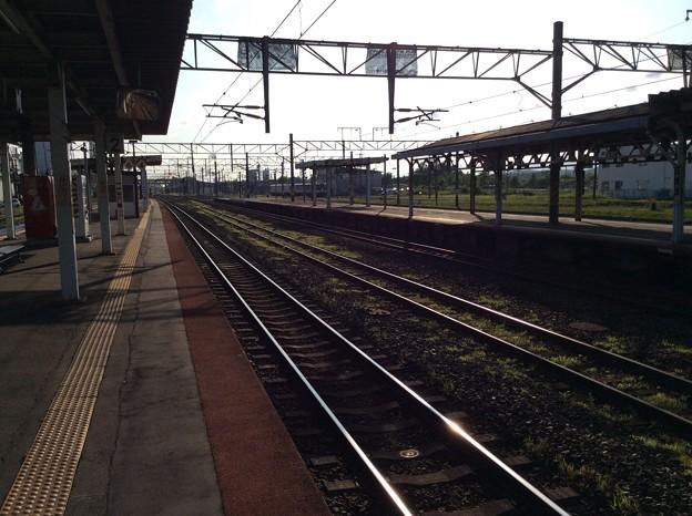 苫小牧駅構内3