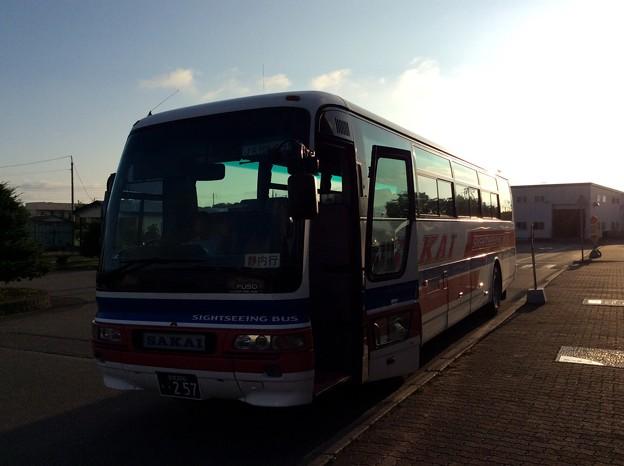 日高本線代行バス