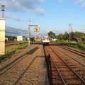 Photos: 鵡川駅構内4