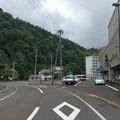 Photos: 鉄道踏切跡?