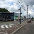Photos: 清水沢駅前2