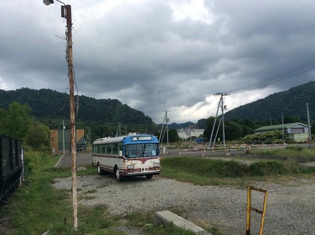 三菱鉱業バス保存会のバス