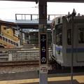 Photos: 富良野駅に停車中のディーゼルカー