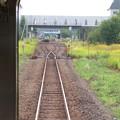 Photos: 美瑛駅を発車