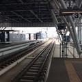 Photos: 旭川駅より美瑛・富良野方面を望む