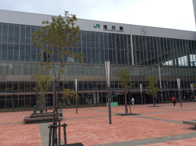旭川駅北口