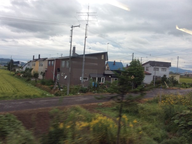 北海道の家屋