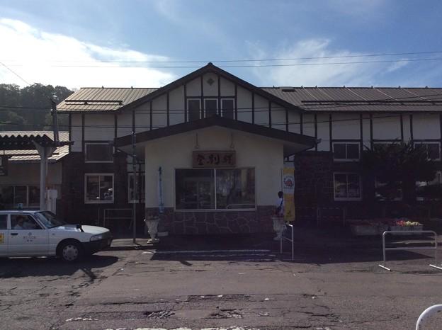 登別駅 駅舎