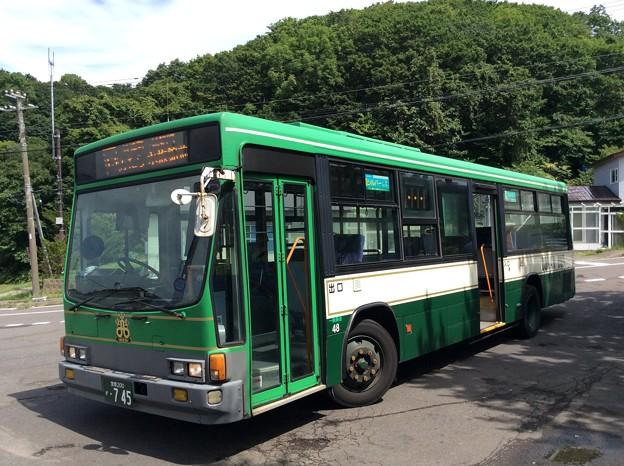 室蘭のバス