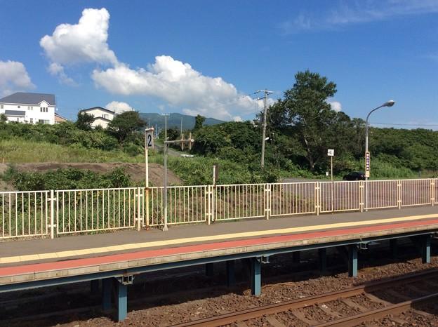 北舟岡駅7