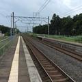 Photos: 奥内駅に停車