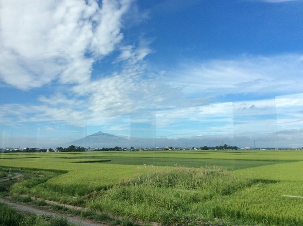 津軽平野6 ~岩木山3~