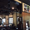 cafe 驛舎 内部