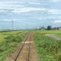 Photos: 線路は続くよどこまでも