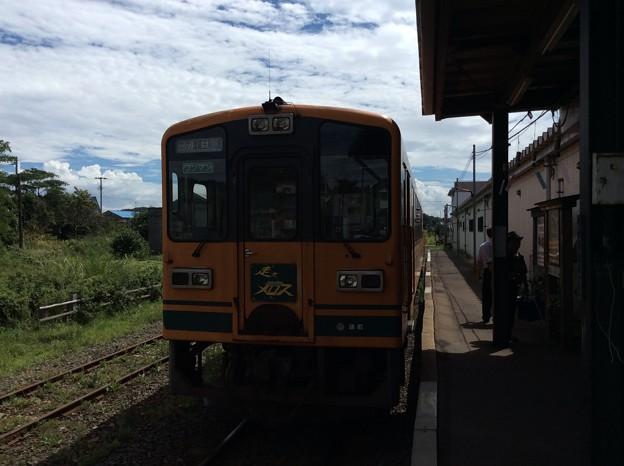 Photos: 終点 津軽中里