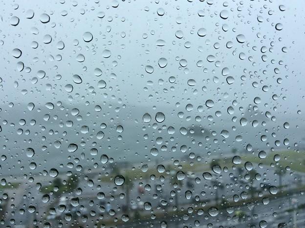 下田に台風