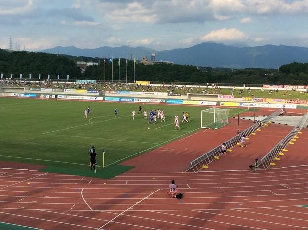 2016 vs HONDA FC ホーム1
