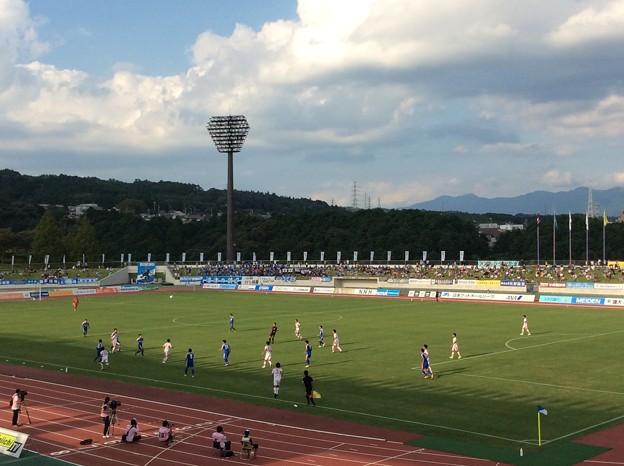 2016 vs HONDA FC ホーム2