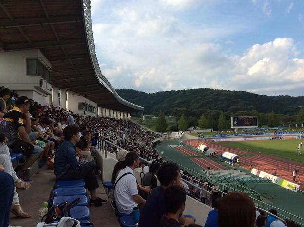 Photos: 2016 vs HONDA FC ホーム3