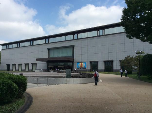 国立博物館 平成館?