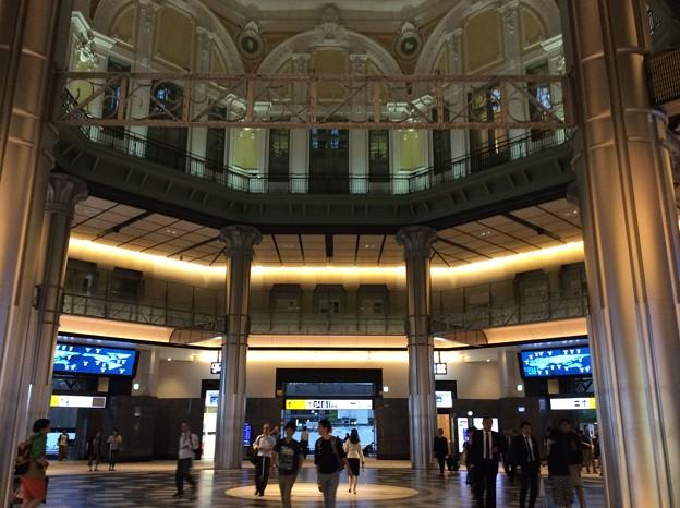 東京駅 改札口
