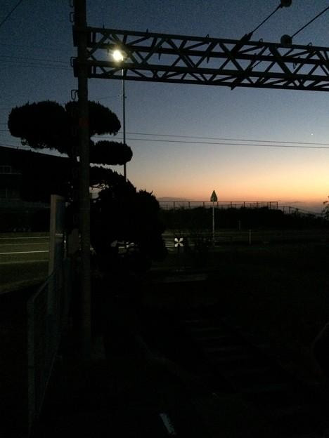 長門本山駅3