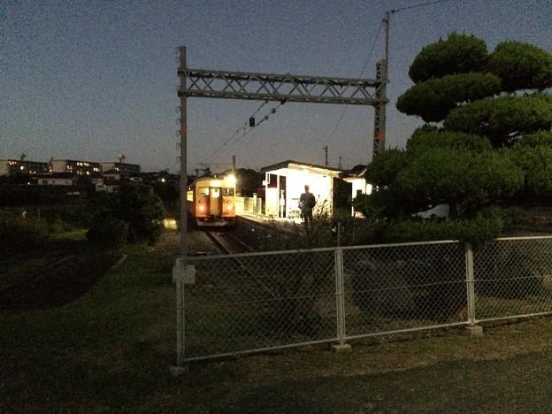 長門本山駅4
