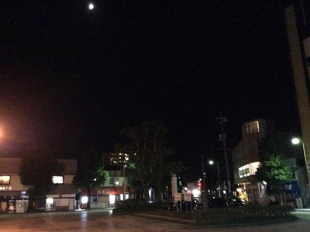 小野田駅前