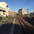 Photos: 宇部新川駅から宇部方面を望んでいると思われる写真