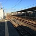 Photos: 宇部駅に到着
