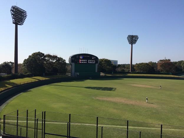 Photos: 中学軟式野球 新人戦2