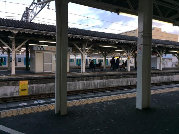 沼津駅 出発1
