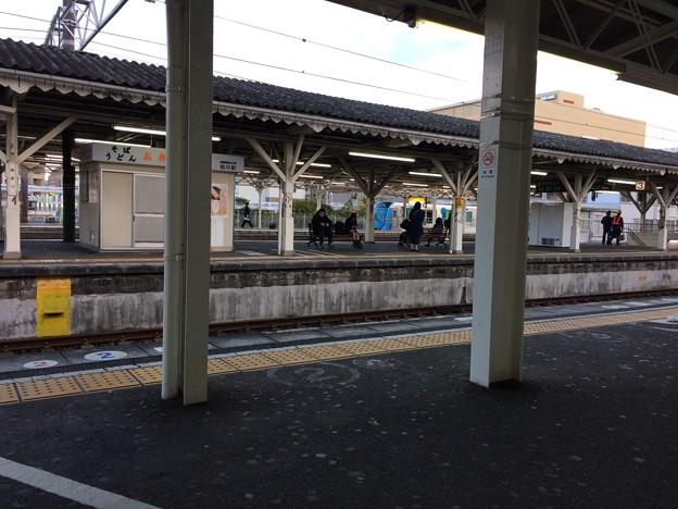 沼津駅 出発3