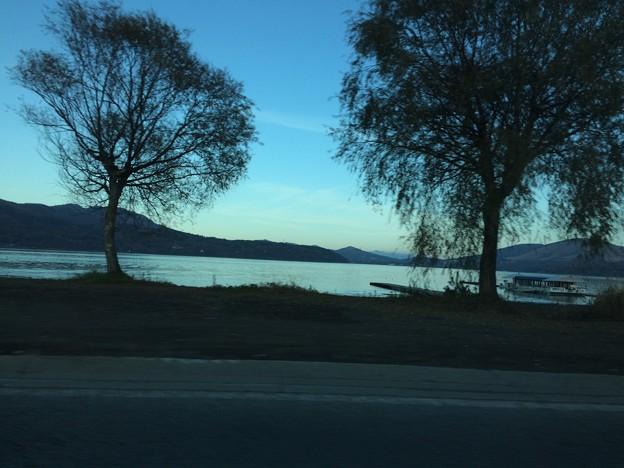 山中湖畔7