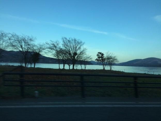 山中湖畔8