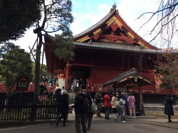 上野寛永寺 清水観音堂