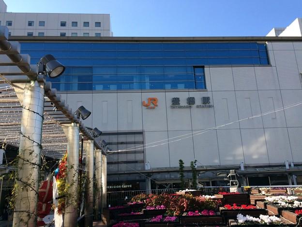 Photos: 豊橋駅舎