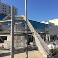 Photos: 豊橋駅 駅前高架広場のモニュメント