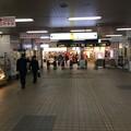 瓦町駅 改札