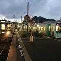 Photos: 引田駅に到着