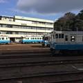 Photos: 徳島駅 留置線