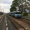 Photos: 特急列車通過