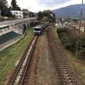 Photos: 特急剣山が入線