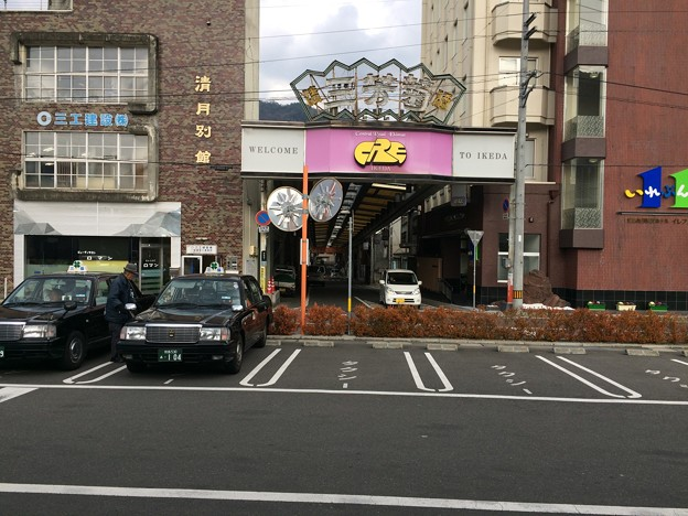阿波池田駅前商店街