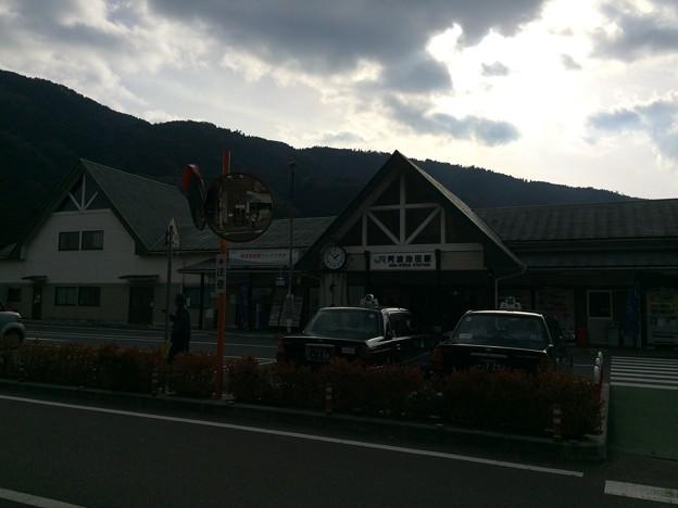 阿波池田駅 駅舎